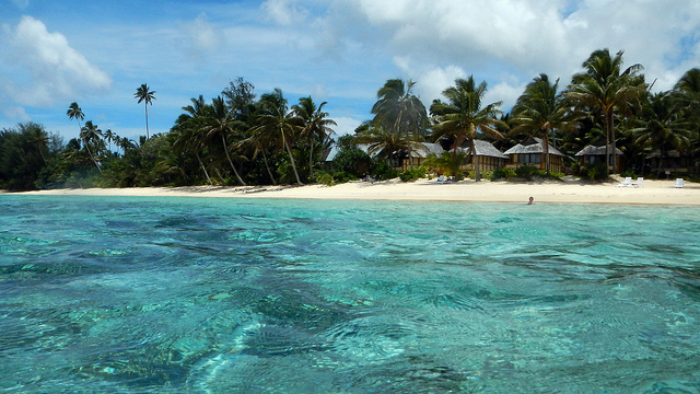 ITC Tutor Richard has been all around the world, but beautiful Rarotonga remains the favourite place he has visited.