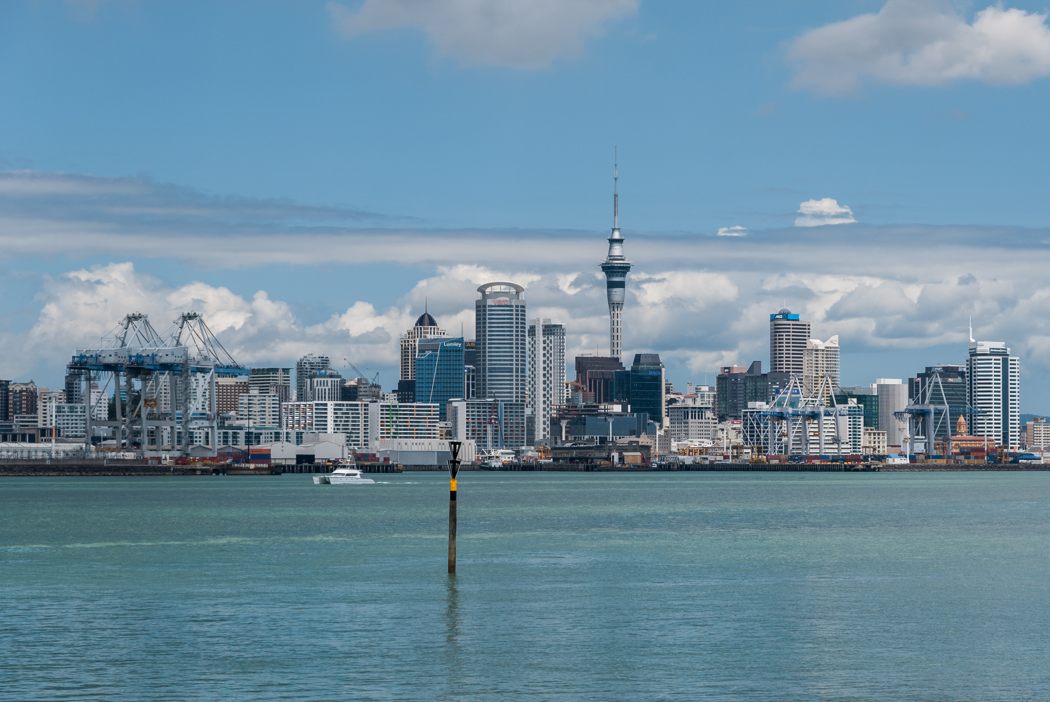 Home to New Zealand's largest city, the Auckland region has a diverse tourism industry.