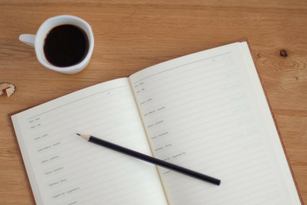 One of the best ways to get organised is to plan for the week ahead on a Sunday afternoon. Pour yourself a cup of coffee and do some planning - you'll be surprised at how 'in control' it makes you feel.